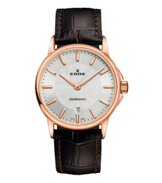 Hodinky Edox  Les Bémonts  – Ultra Slim 57001 37R AIR