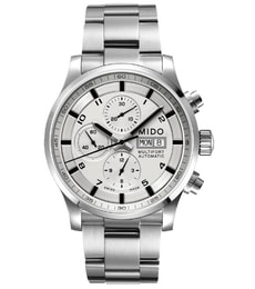 Hodinky MIDO MULTIFORT CHRONOGRAPH M005.614.11.037.01