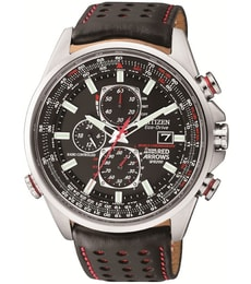 Hodinky Citizen Red Arrows World Chronograph AT8060-09E