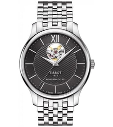 Hodinky Tissot Tradition Automatic Open Heart T063.907.11.058.00