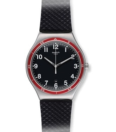 Hodinky Swatch Red Wheel YWS417