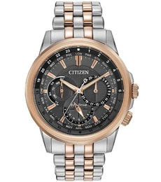Hodinky Citizen Eco-Drive World Time Chronograph AT8116-57E