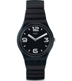 Hodinky Swatch Black Hot L GB299A