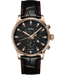 Hodinky MIDO MULTIFORT CHRONOGRAPH GENT M005.417.36.051.20