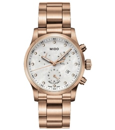 Hodinky MIDO MULTIFORT CHRONOGRAPH LADY M005.217.33.116.00