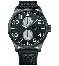 Hodinky Hugo Boss Black Contemporary Sport Aeroliner Maxx 1513086