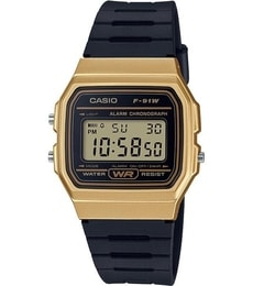 Hodinky Casio Collection F-91WM-9AEF