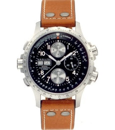 Hodinky Hamilton Aviation X-WIND AUTO CHRONO H77616533