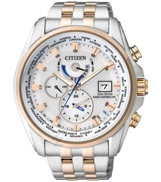 Hodinky Citizen Eco-Drive Saphirglas AT9034-54A