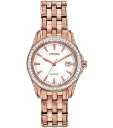 Hodinky Citizen Silhouette Crystal EW1903-52A