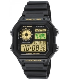 Hodinky Casio Collection AE-1200WH-1BVEF
