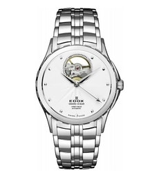 Hodinky Edox Grand Ocean Automatic Open Heart 85013 3 AIN