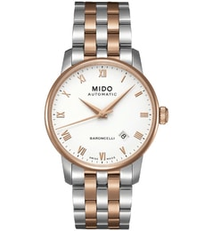 Hodinky MIDO BARONCELLI GENT M8600.9.n6.1
