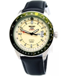Hodinky Seiko 5 Automatic Stainless Steel Mens SRP615K1