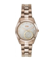 Hodinky Storm Cryston Rose Gold 47156/RG