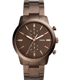 Hodinky Fossil Townsman Chronograph FS5347
