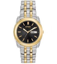 Hodinky Citizen Eco-Drive Two-Tone BM8224-51E