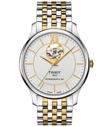 Hodinky Tissot Tradition Automatic Open Heart T063.907.22.038.00