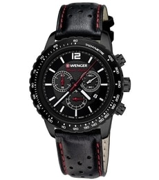 Hodinky Wenger Roadster Black Night Chrono 01.0853.108