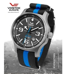 "Hodinky Vostok Europe Expedition ""NORTH POLE-1"" Automatic NH35-5955195N"