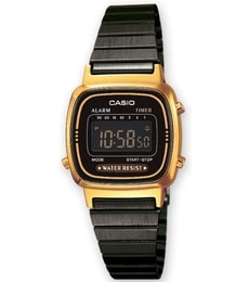 Hodinky Casio Collection Retro LA670WEGB-1BEF