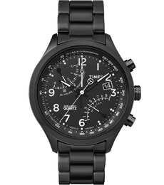 Hodinky Timex Intelligent Quartz Fly-back Chronograph TW2P60800
