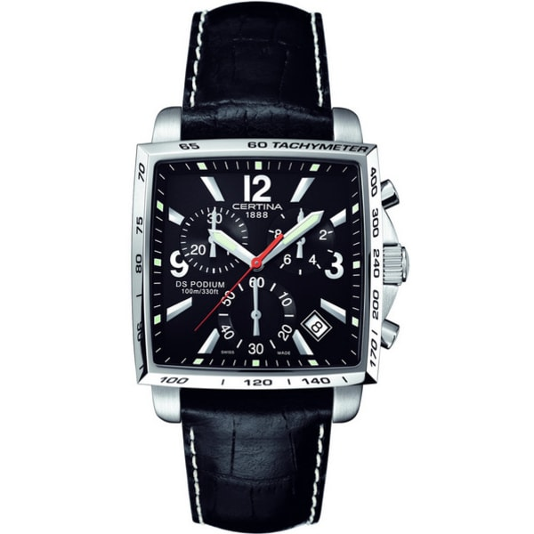 Certina DS Podium Shape Chronograph
