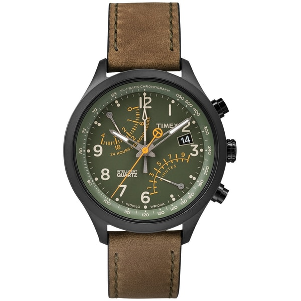 Timex Intelligent Quartz Fly-back Chronograph