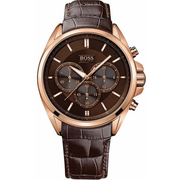 Hugo Boss Black Contemporary Sports Driver Chrono