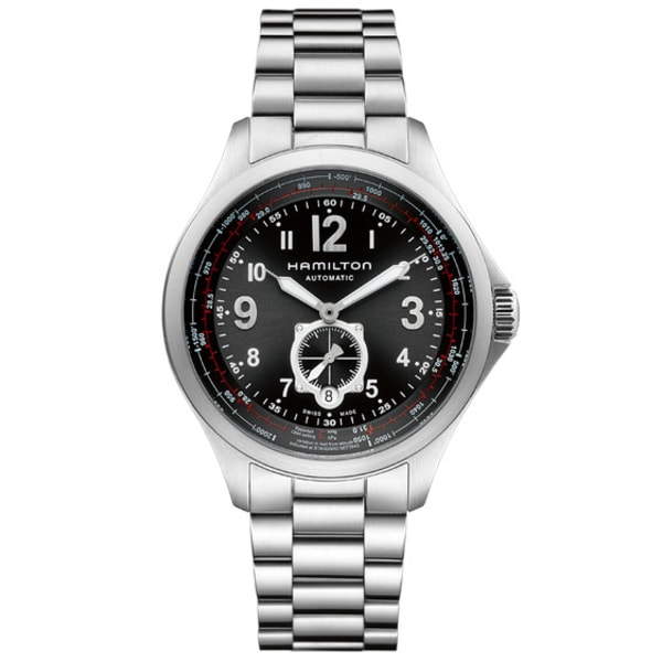 Hamilton Aviation QNE AUTO