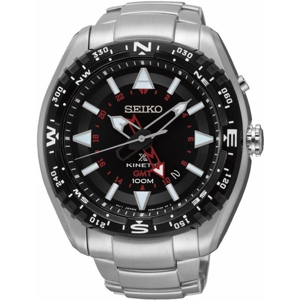 Seiko Prospex Kinetic GMT