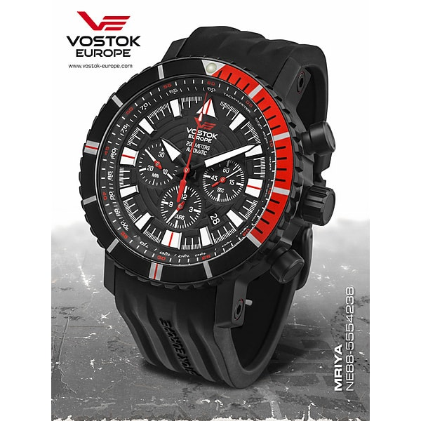 Vostok Europe AN-225 MRIYA Automatic Chrono