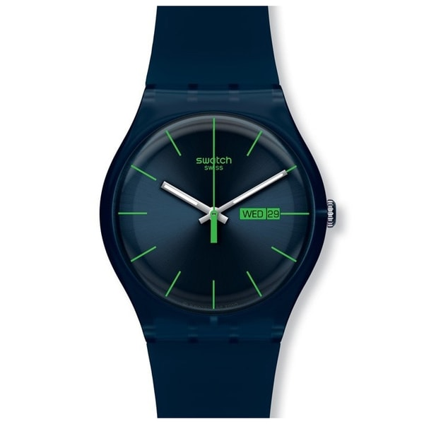 Swatch Blue Rebel