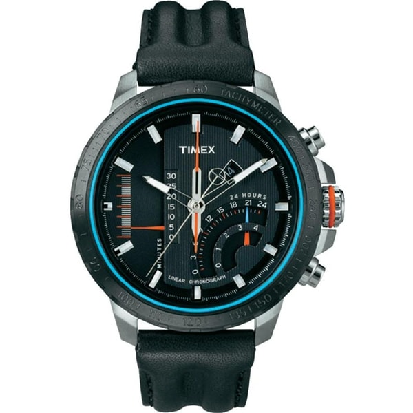 Timex Intelligent Quartz Linear Indicator Chronograph