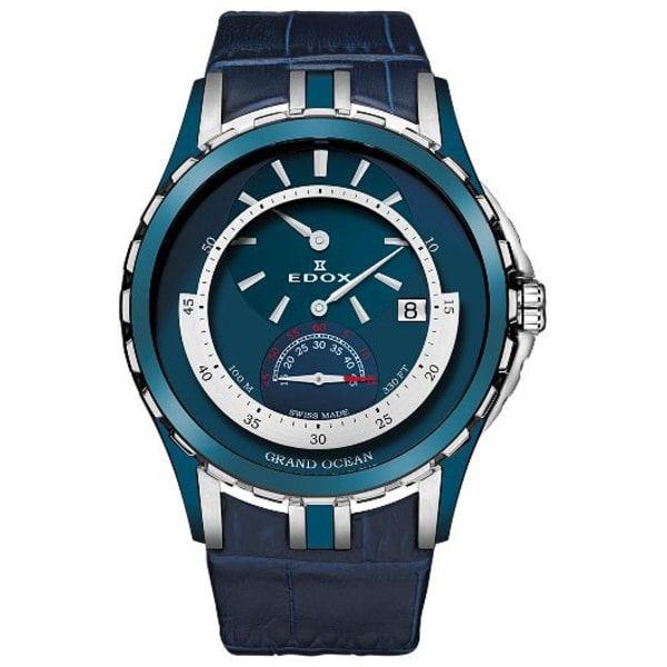 Edox Grand Ocean – Regulator Automatic