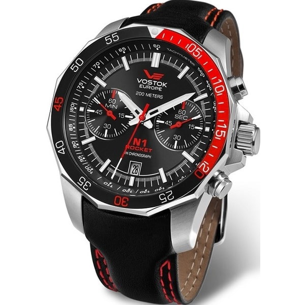 Vostok Europe N-1 Rocket Chrono