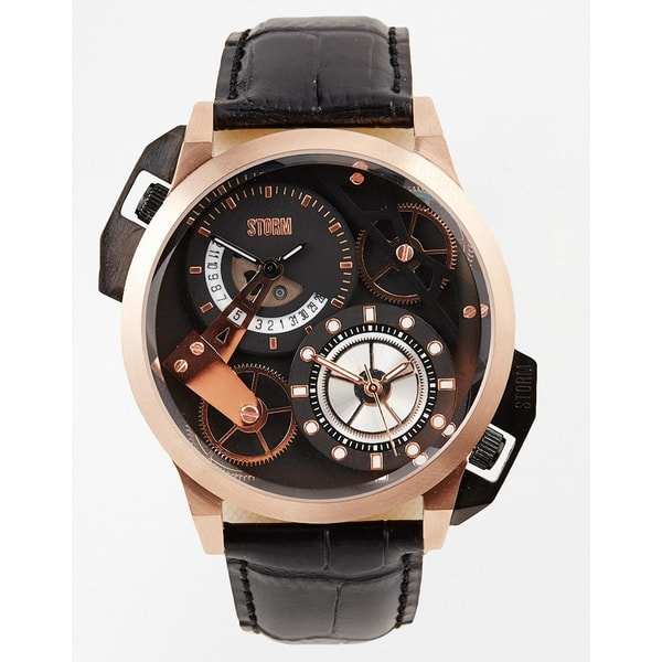 Storm Dualon Leather RoseGold