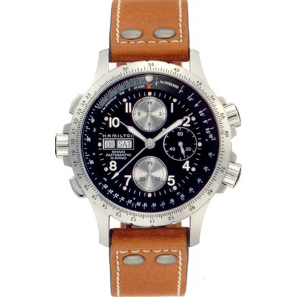 Hamilton Aviation X-WIND AUTO CHRONO