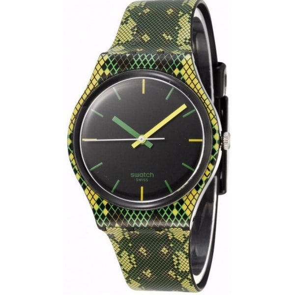 Swatch Snaky Green