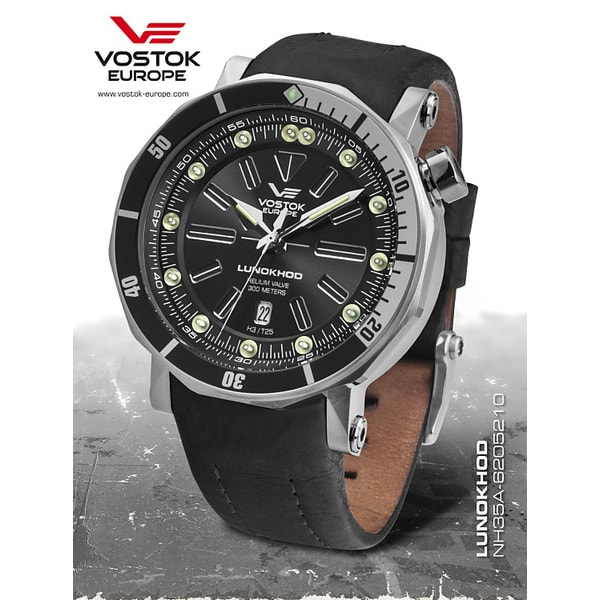 Vostok Europe Lunokhod-2 Automatic