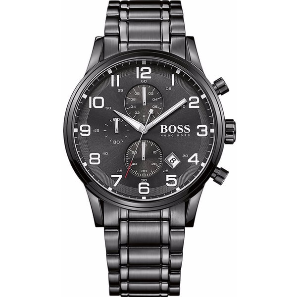 Hugo Boss Black Contemporary Sports Aeroliner Chrono