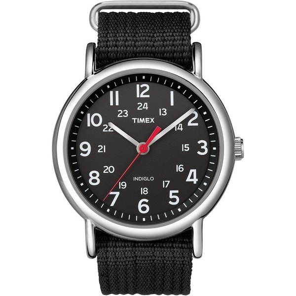 Timex Weekender Slip-Through Strap