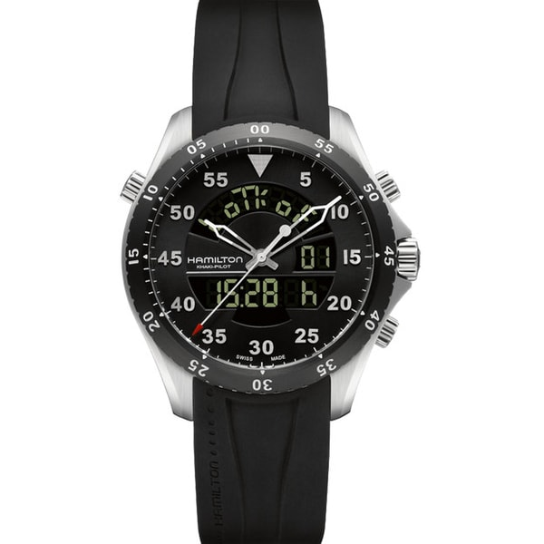 Hamilton Aviation FLIGHT TIMER QUARTZ