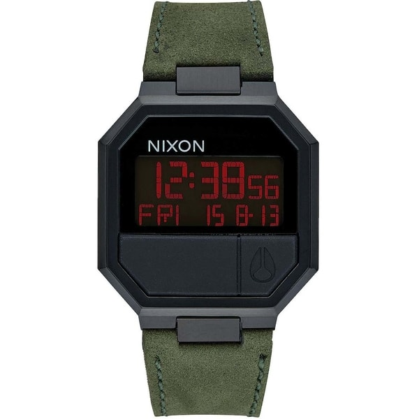 Nixon Re-Run Leather Unisex