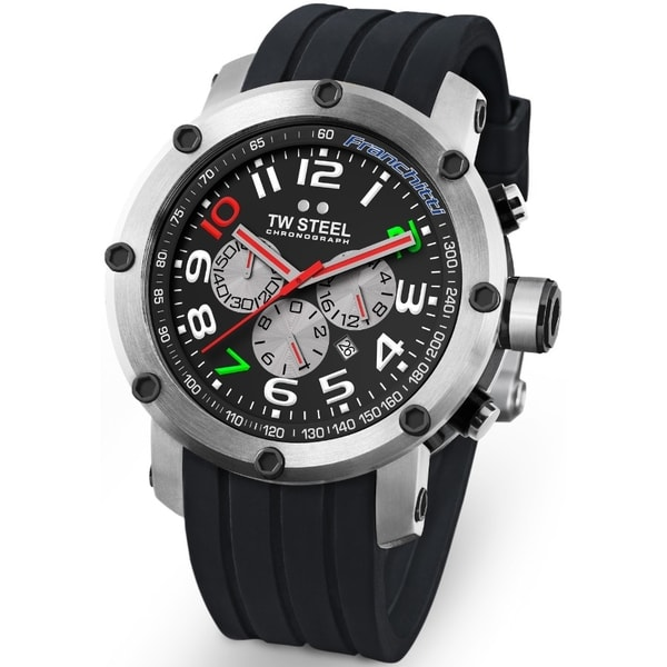 TW Steel New Tech Chrono Dario Franchitti
