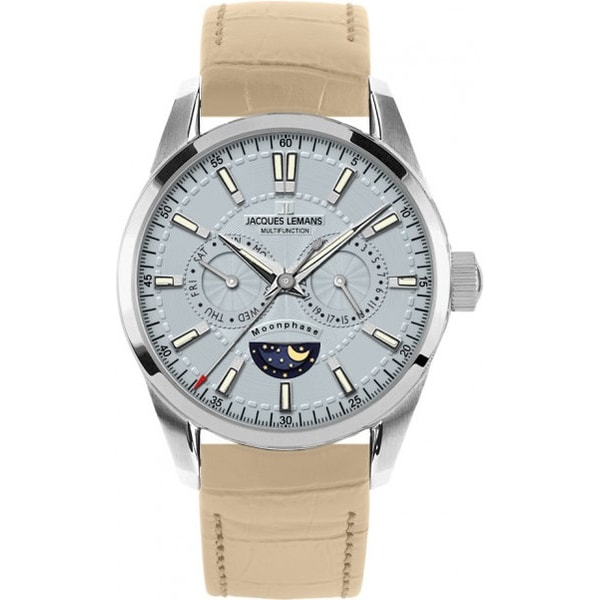 Jacques Lemans Liverpool Moon Phase