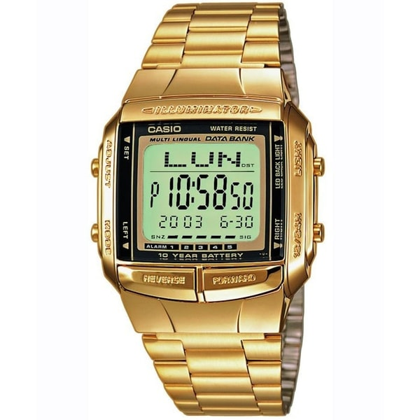 Casio Databank Chrono