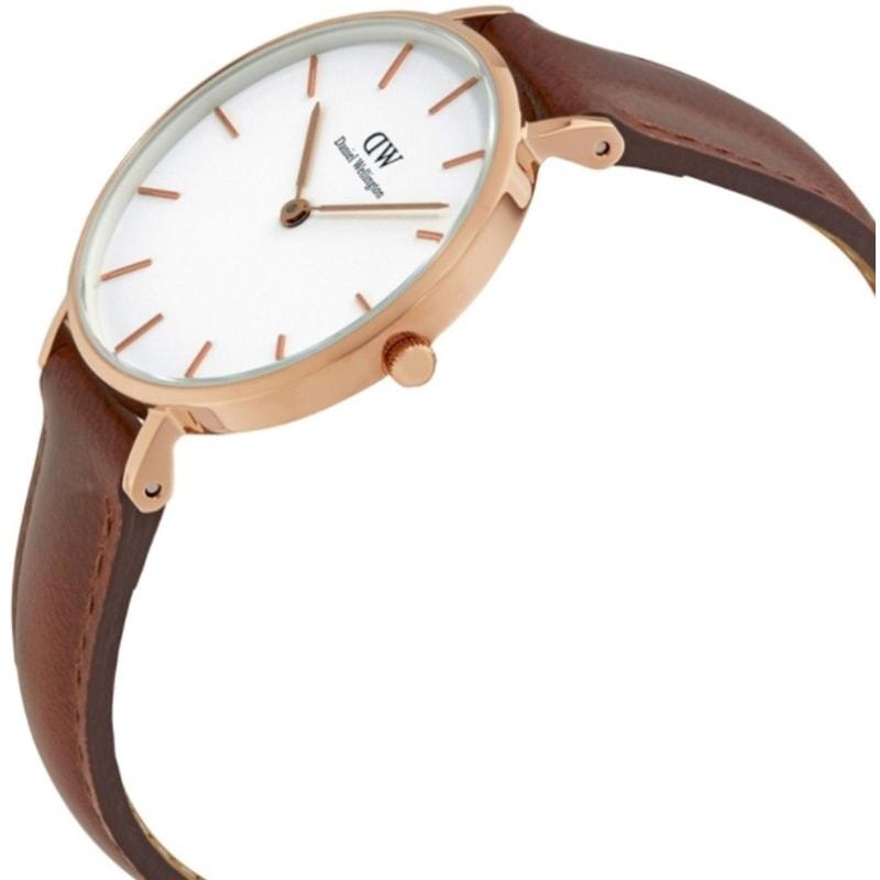 Женские классические наручные часы daniel wellington.