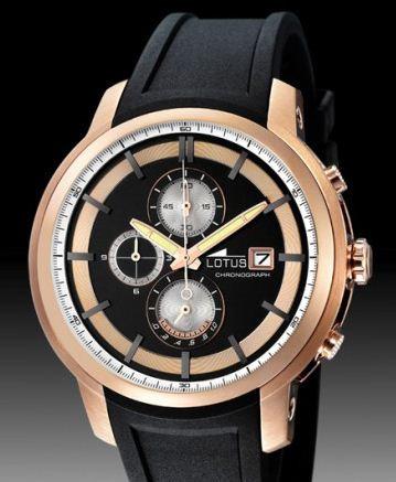 fa840fe90840 Reloj Lotus para caballero descatalogado