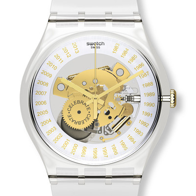 Swatch 30th Anniversary Swatch Est.1983